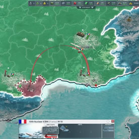 Conflict of Nations – Modern War Screenshot 3